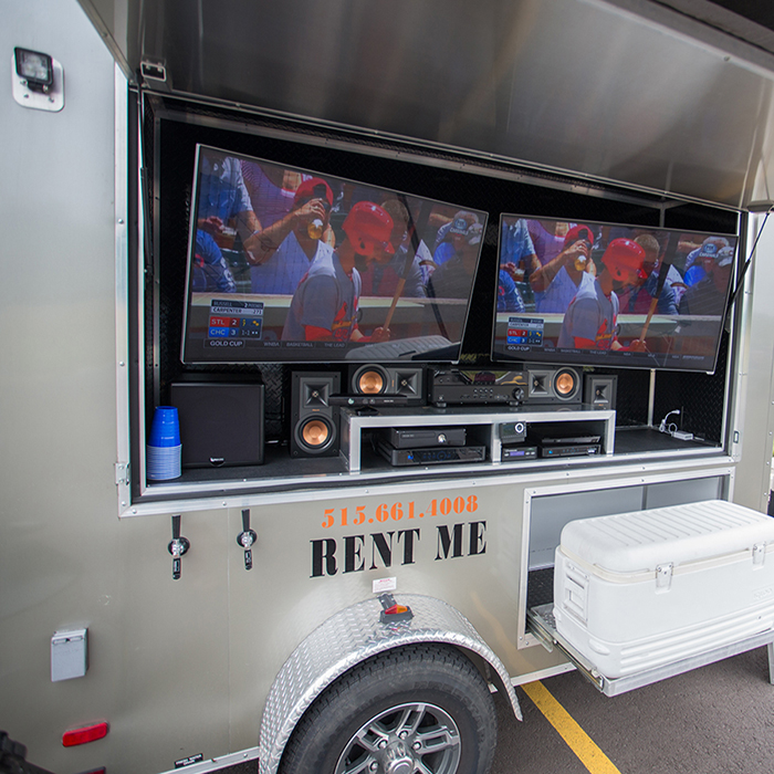 Tailgate – Beer Tap